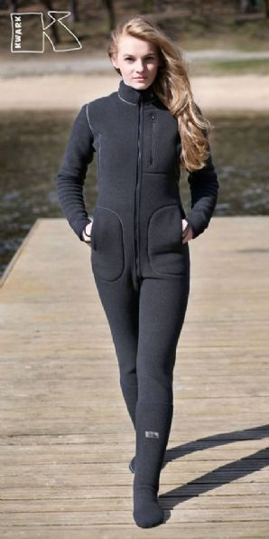 "Womens ""Navy"" Undersuit"